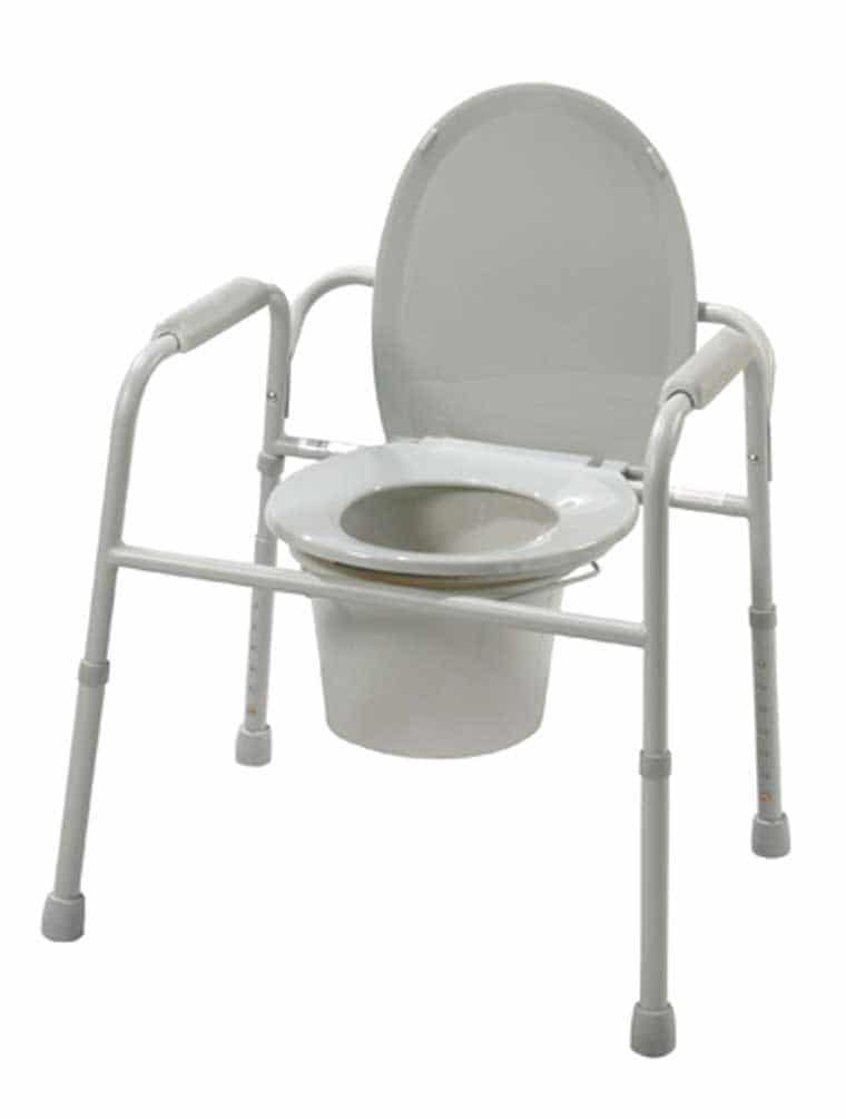 Bariatric 3-1 Commode – Med-Supply